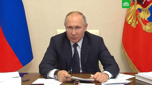 Медикам удвоят выплаты за борьбу с COVID-19 в праздничные новогодние дни.Путин, врачи, коронавирус, медицина, эпидемия.НТВ.Ru: новости, видео, программы телеканала НТВ