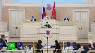 Питерские депутаты делают строительный рынок прозрачнее иподводят итоги года