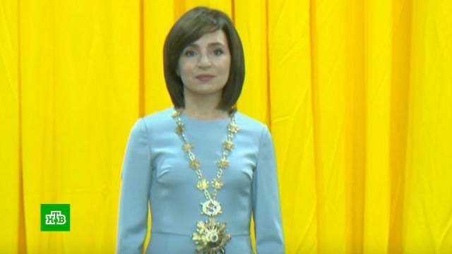 Санду вступила вдолжность президента Молдавии.Молдавия, выборы.НТВ.Ru: новости, видео, программы телеканала НТВ
