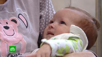 Ювелирная работа российских хирургов спасла жизнь новорожденной девочки