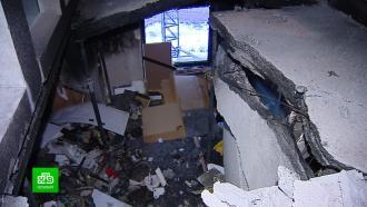 Власти Ленобласти приступают к восстановлению поврежденного взрывом дома во Всеволожске
