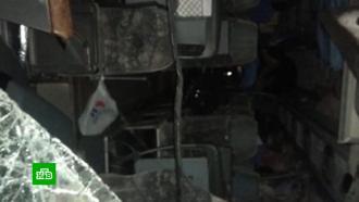 Водитель разбившегося под Рязанью автобуса мог уснуть за рулем