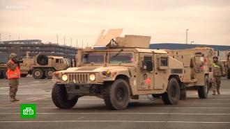 СМИ: Трамп может ввести вВашингтон войска