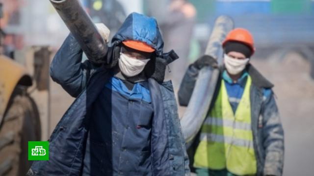 Трутнев предлагает ввести акциз на работников-мигрантов на стройках Дальнего Востока.гастарбайтеры, мигранты, работа, строительство, экономика и бизнес.НТВ.Ru: новости, видео, программы телеканала НТВ