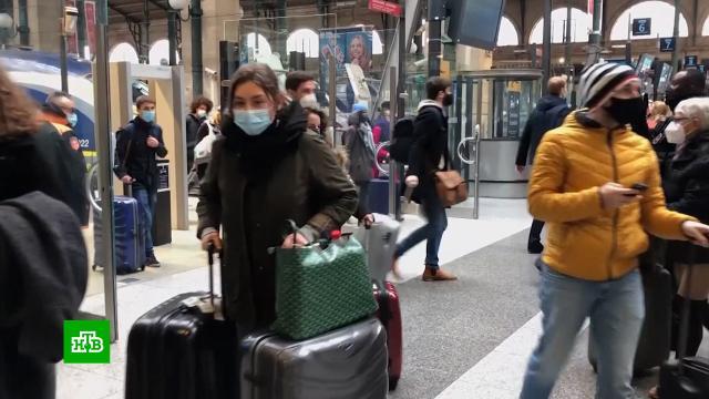 Новый штамм коронавируса добрался до Японии.ВОЗ, Великобритания, Европа, Япония, болезни, коронавирус, эпидемия.НТВ.Ru: новости, видео, программы телеканала НТВ
