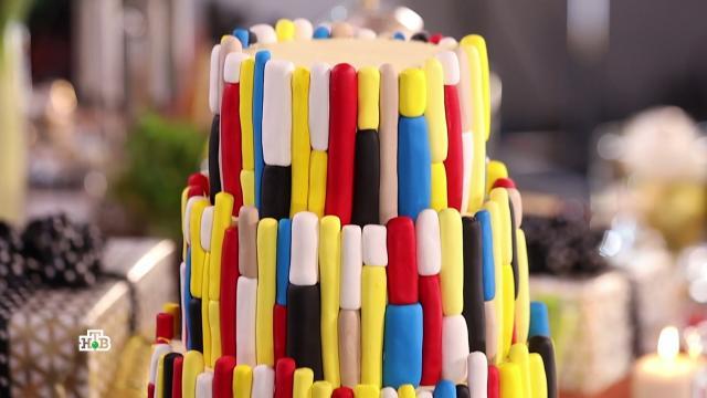 Цветная мастика на тортах: опаснали она для детей ивзрослых?НТВ.Ru: новости, видео, программы телеканала НТВ