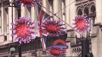 Рождественский апокалипсис: чем опасен британский вирус-мутант.НТВ.Ru: новости, видео, программы телеканала НТВ