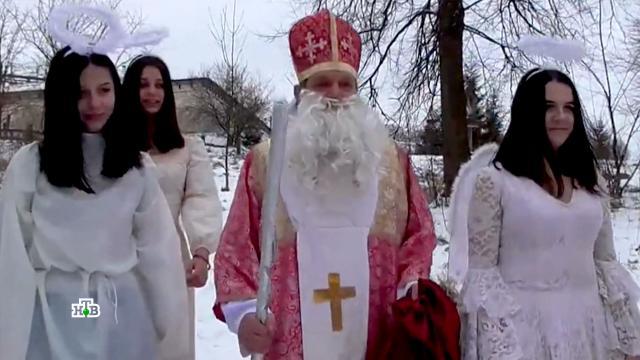 Одна страна — два праздника: украинцев снова заставляют отмечать «правильное» Рождество.Запад, Зеленский, Рождество, Украина, православие, религия.НТВ.Ru: новости, видео, программы телеканала НТВ