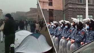 «Эта волна снесет его»: оппозиция Армении пытается сместить Пашиняна его же методами