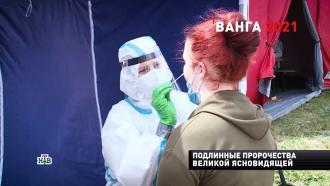 Когда отступит коронавирус: пророчество Ванги.НТВ.Ru: новости, видео, программы телеканала НТВ