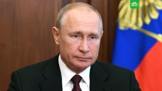 Путин выразил соболезнования семьям погибших при крушении судна вБаренцевом море