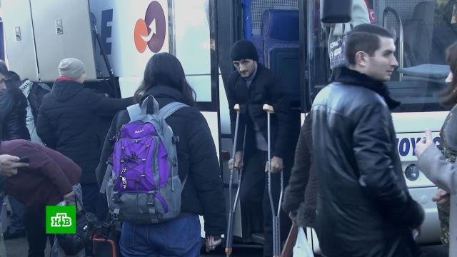 ВНагорном Карабахе всвои дома вернулись еще более 800беженцев.Нагорный Карабах, армия и флот РФ, беженцы, миротворчество.НТВ.Ru: новости, видео, программы телеканала НТВ