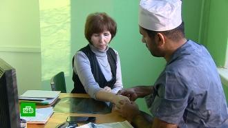 Врач из Пакистана приехал работать вмордовское село