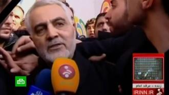 ВМинобороны России обеспокоены убийством генерала Сулеймани