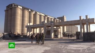 На <nobr>северо-востоке</nobr> Сирии возобновила работу крупнейшая электростанция региона