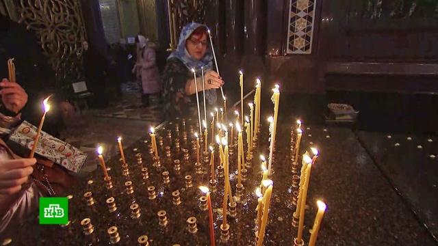 Православные отмечают Рождественский сочельник.Рождество, православие, религия, торжества и праздники.НТВ.Ru: новости, видео, программы телеканала НТВ