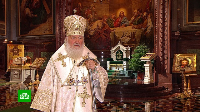 Патриарх Кирилл пожелал россиянам соединять силу разума с добром и правдой.Путин, РПЦ, Рождество, патриарх, православие, торжества и праздники, христианство.НТВ.Ru: новости, видео, программы телеканала НТВ