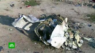 Названа причина катастрофы украинского Boeing вИране