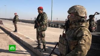 Российские военные организовали вСирии «коридор жизни»