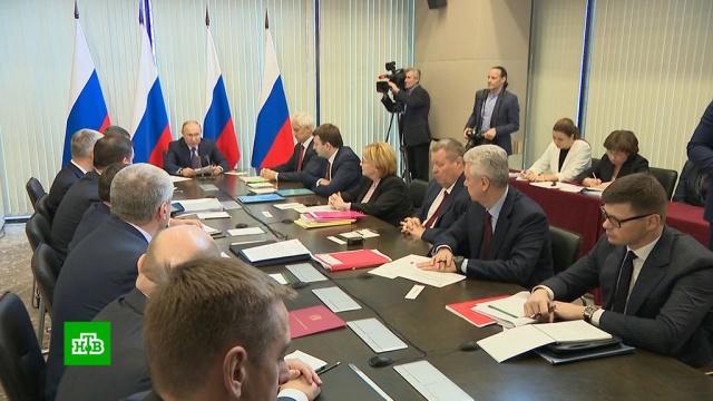 Путин раскритиковал крымских чиновников.Крым, Путин.НТВ.Ru: новости, видео, программы телеканала НТВ