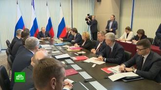 Путин раскритиковал крымских чиновников