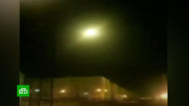 Опубликовано видео предполагаемого попадания ракеты вукраинский Boeing.Иран, Канада, США, Украина, авиационные катастрофы и происшествия.НТВ.Ru: новости, видео, программы телеканала НТВ