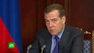 Медведев потребовал запретить снюсы на территории всего ЕАЭС