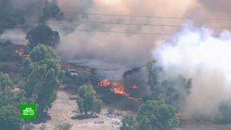 Австралийцев предупредили об усилении лесных пожаров