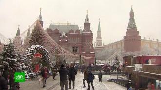 Москву ждет аномально теплая неделя