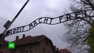 Валенса призвал Польшу признать правду об освобождении Освенцима