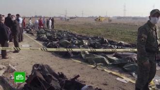 «Никогда не было так стыдно»: командующий КСИР попросил прощения за сбитый Boeing