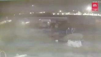 Новое видео попадания ракет вукраинский Boeing