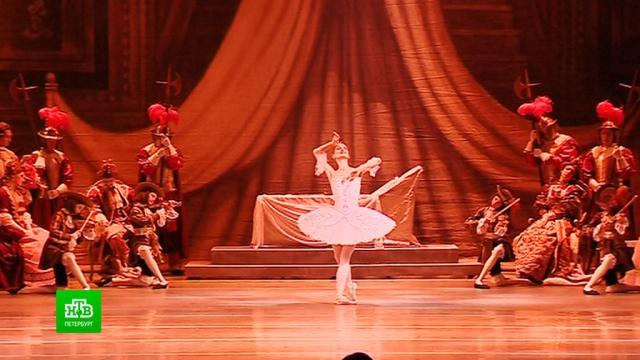 Мариинский театр отметил 130-летие «Спящей красавицы» новой версией роскошного балета.Мариинский театр, Санкт-Петербург, балет, театр.НТВ.Ru: новости, видео, программы телеканала НТВ