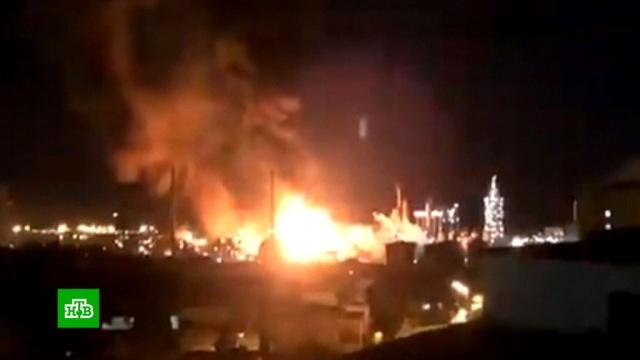Взрыв на нефтехимическом заводе в Испании: один человек погиб.Испания, взрывы, заводы и фабрики.НТВ.Ru: новости, видео, программы телеканала НТВ