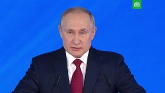 Путин— озарплате врачей иприеме вмедвузы