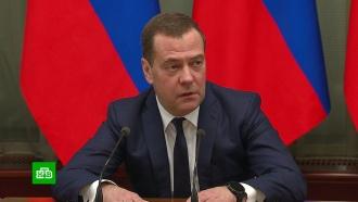 Медведев остался лидером «Единой России»