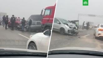В массовом ДТП в Адыгее два человека погибли, одному оторвало ногу