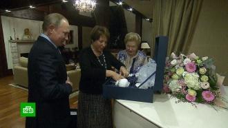 Путин поздравил дочь Ельцина сднем рождения