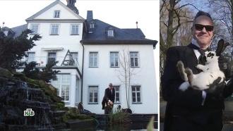 Россиянка вышла замуж за немецкого графа истала хозяйкой замка итысячи кроликов.НТВ.Ru: новости, видео, программы телеканала НТВ