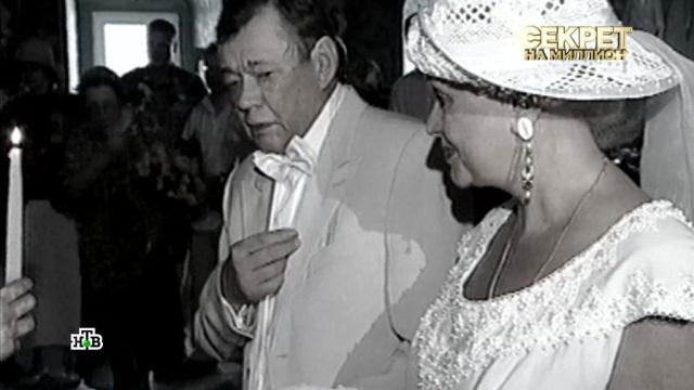 «Женила его на себе»: как Поргина заставила Караченцова пойти взагс.Караченцов, знаменитости, семья, Ленком, эксклюзив, артисты, театр, шоу-бизнес.НТВ.Ru: новости, видео, программы телеканала НТВ