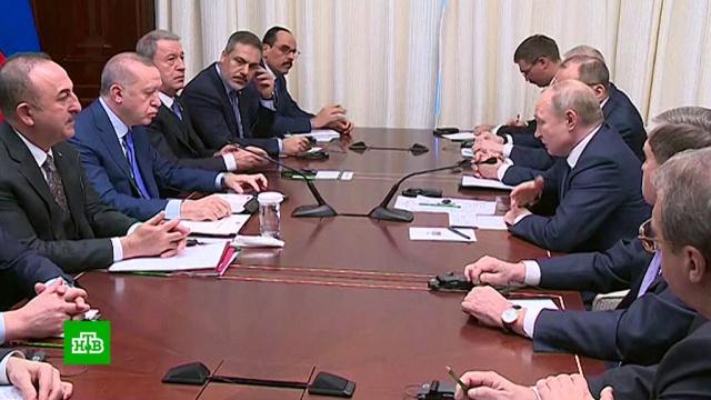 Вопрос мирного урегулирования в Ливии решается на встрече в Берлине.Германия, Ливия, войны и вооруженные конфликты, переговоры.НТВ.Ru: новости, видео, программы телеканала НТВ