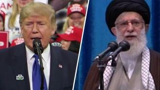 Вашингтон иТегеран поспорили олюбви киранскому народу