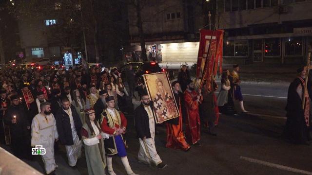 Новый закон разозлил православных вЧерногории