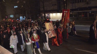 Новый закон разозлил православных вЧерногории.НТВ.Ru: новости, видео, программы телеканала НТВ