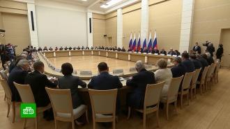 Рабочая группа предложит механизм общероссийского голосования по поправкам вКонституцию