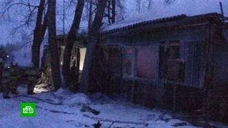 При пожаре вобщежитии вТомской области погибли 11человек