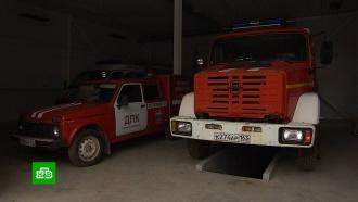 ВСамарской области разгорелся скандал <nobr>из-за</nobr> пустующей пожарной части