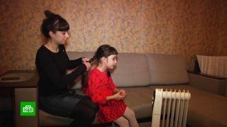 В Волгограде сирота зимует с маленькой дочерью без отопления