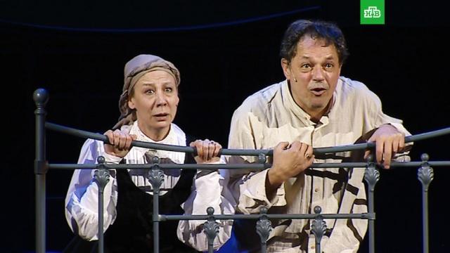 Юргенс и Скляр сыграют в петербургской премьере знаменитого бродвейского мюзикла.Санкт-Петербург, мюзиклы, театр.НТВ.Ru: новости, видео, программы телеканала НТВ