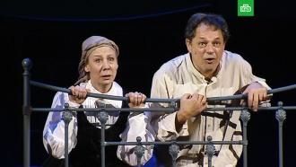 Юргенс иСкляр сыграют впетербургской премьере знаменитого бродвейского мюзикла